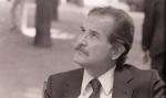 Writer Carlos Fuentes