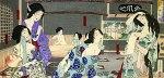 Women-Bathing
