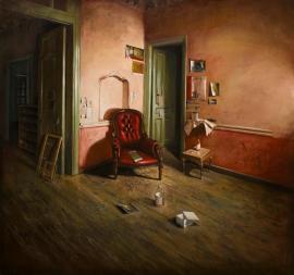 Απέραντα άδειο σπίτι - Τάσος Χώνιας