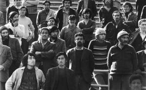 marcelo montecino prisoneras national stadium 1973