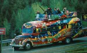 kesey's bus