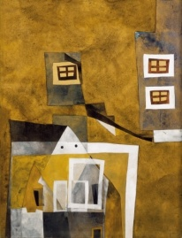 3 - Lajos Vajda, Floating Houses, 1937