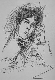 Albert_Edouard_Sterner_-_Portrait_d'Oscar_Wilde
