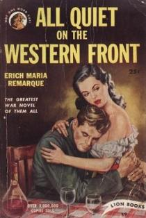 115 Erich Maria Remarque All Quiet on the Western Front Lion Books 1