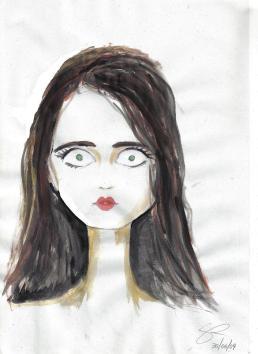 Amélie Nothomb 5_by_emily89