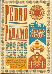 portada del Libro Pedro Paramo de Juan Rulfo