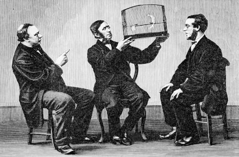 Marc Bloch, Lucien Febvre, Fernand Braudel
