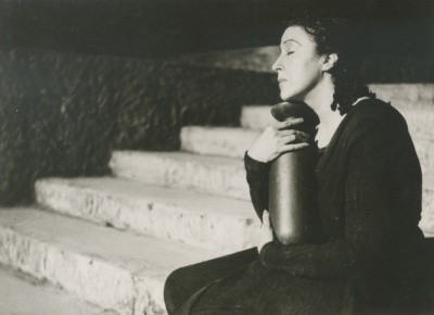 Κατίνα Παξινού (Ηλέκτρα). [1937]