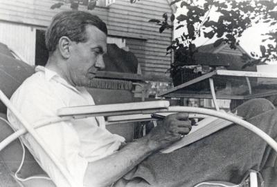 Graham Greene 3