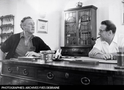 fleming and simenon