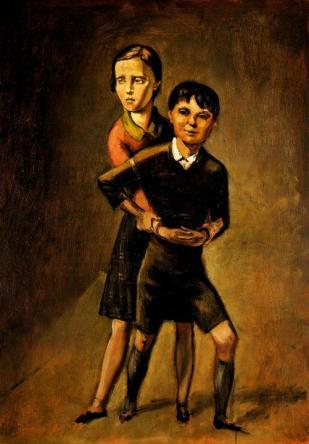 2 - Balthus - Brother and Sister, 1936_