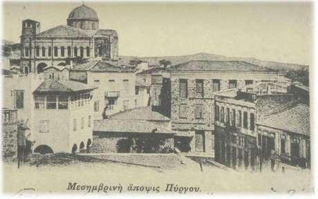 Άγιος Αθανάσιος Πύργος