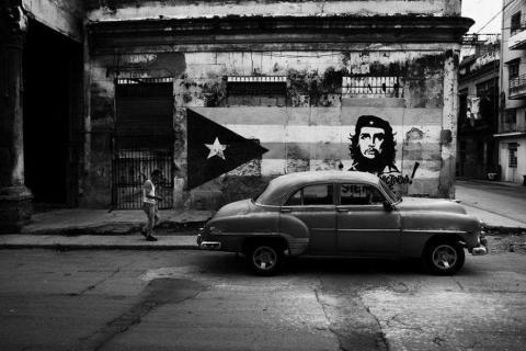 Che Mural, Old Havana_