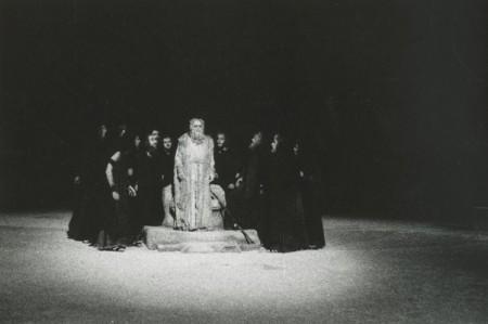 Οιδίπους επί Κολωνώ, 1989, Αλέξης Μινωτής
