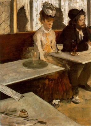 Degas - Absinthe