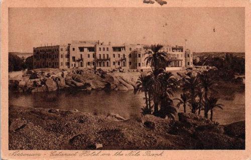Assouan Cataract Hotel_