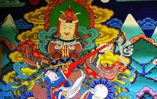 Padmasambhava - Guru Rinpoche, the 8th century tantric master_