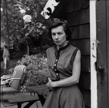 by Francis Goodman, 2 1/4 inch square film negative, June 1957