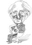 Herbert Marcuse por DavidLevine