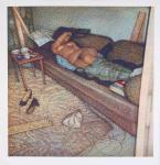 Ο Ύπνος. Μεταξοτυπία του ΓιάννηςΨυχοπαίδη=