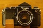 Nikkor 35mm f2.8 S non-AI (1962-'74) This sample circa'71.