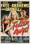 E. Linda Darnell – Falling AngelPoster