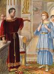Tancredi Scarpelli – Augustus punishing his daughter Julia – (MeisterDrucke-63509)_