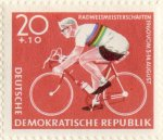 Stamp_-_GDR_20_Pfennig_-_Road_Cycling_World_Championships_1960