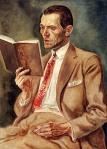 George Grosz, John Foerate, Man with Glass Eyes,1926_