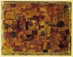 Paul Klee – Carpet of Memory1914_