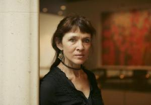 Author Nancy Huston at the Melbourne Writers' Festival.Friday 31 August 2007.