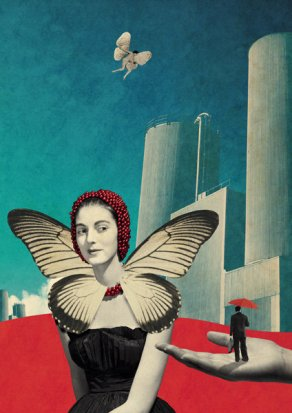 Julien Pacaud, Butterfly Factory