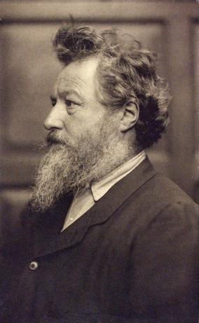 william_morris_biog