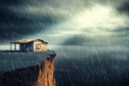 a_house_and_a_cliff_by_art_kombinat-d7zddyr