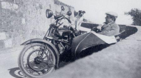 Ανδρέας Εμπειρίκος, 1924, Ελβετία