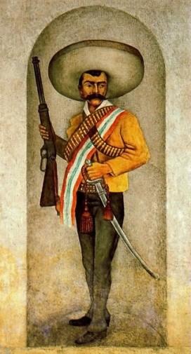 agosto-emiliano-zapata [diego rivera, 1886]