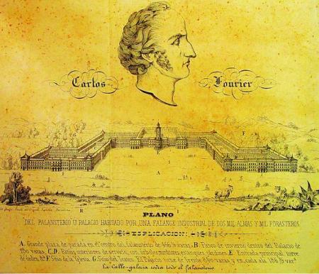 Fourier Phalanstere