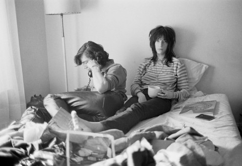 Patti and Robert