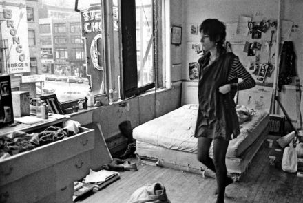 Patti Smith Room 204
