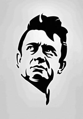 Johnny Cash [Florian Rodarte]
