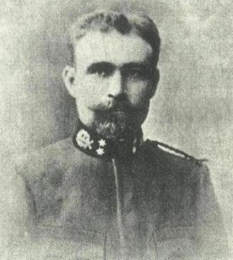 Καρκαβίτσας_το_1900 με στολή ανθυπιάτρου_