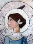 Virginia Woolf by DanielleFraser_