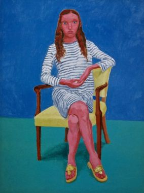 david-hockney-oona-zlamany