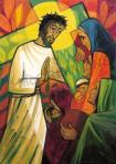 The Benedictine Sisters of Turvey Abbey – Jesus speaks to the women ofJerusalem_