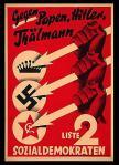 Προεκλογική αφίσα του Γερμανικού Σοσιαλδημοκρατικού Κόμματος(1932)_