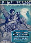 10. Gene Tirney – Son ofFury